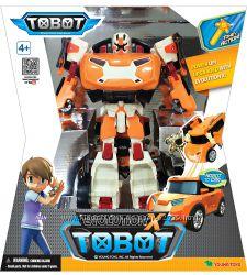 Трансформер Тобот Эволюция X с ключем-токеном - Tobot Young Toys 301008
