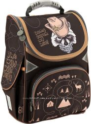 Каркасный рюкзак 5001S, коричневый - GoPack GO18-5001S-12