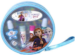 Набор блесков и лаков в сумочке-клатч Frozen - Markwins 1599007E