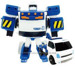 Робот трансформер Мини-Тобот Zero S3 - Tobot Young Toys 301029