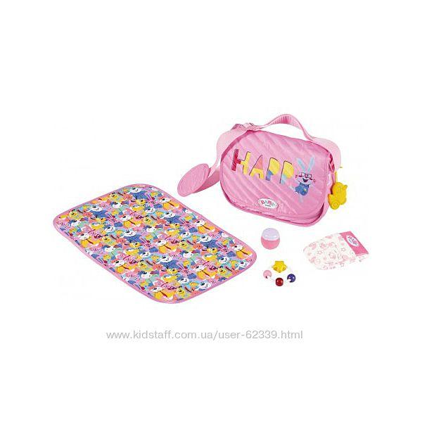Сумка для куклы Baby Born Забота о малыше, арт. 828021