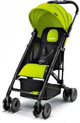 Супер легкая коляска Recaro EasyLife Lime 5кг