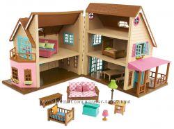 Большой коттеджный дом Lil Woodzeez