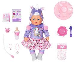 Кукла Baby Born Милый Единорог серии Нежные объятия, арт. 828847