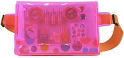 Пояс визажиста POP Neon Pink - Markwins 1539015E