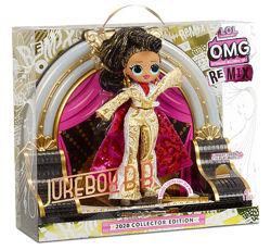 Игровой набор Селебрити с куклой LOL Surprise O. M. G. серии Remix, 569879