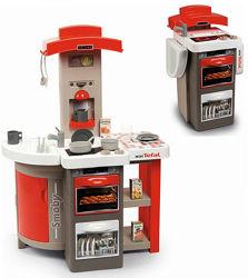 Раскладывающаяся интерактивная кухня Тефаль Повар, Smoby 312203