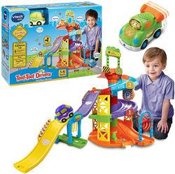 Парковочная Башня Бип-Бип Toot-Toot Drivers VTech - Все игрушки серии