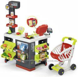 Большой интерактивный супермаркет Сity Market - Smoby 350213