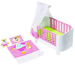 Интерактивная кроватка для куклы Baby Born Спокойной ночи, арт. 827420