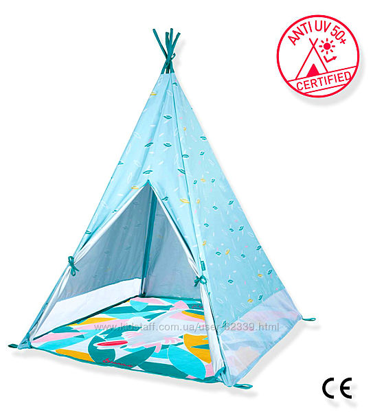 Детская палатка Вигвам Badabulle Jungle Tepee