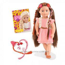 Большая кукла Паркер с растущими волосами Our Generation, 46 см