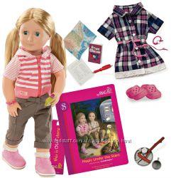 Большая кукла Шеннон с одеждой Our Generation, 46 см