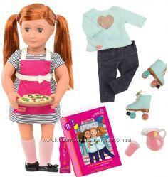 Большая кукла Ноа с одеждой Our Generation, 46 см