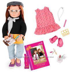 Большая кукла-близнец Сабина Our Generation, 46 см