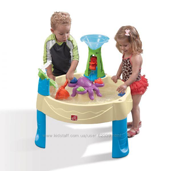 Стол для игры с водой Wild Whirlpool Step2 840100