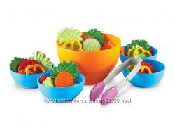 Развивающий игровой набор Овощной салат Learning Resources