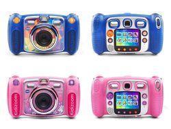 Детская цифровая фотокамера Kidizoom Duo Vtech - Розовая и Синяя в наличии
