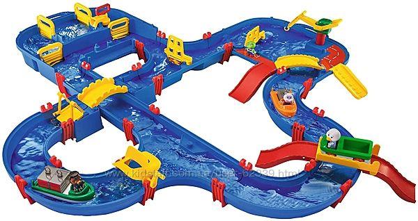 Набор для игры с водой AquaPlay Мир водных развлечений, арт. 8700001650