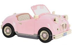 Розовый кабриолет для куклы Our Generation - от Battat