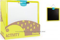 Двусторонняя доска для рисования Smoby 410707
