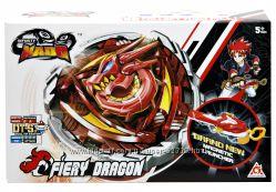 Волчок Огненный Дракон Infinity Nado V серия Original
