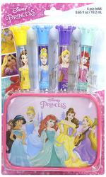 Набор блесков для губ с футляром Disney Princess - Markwins 1599022E