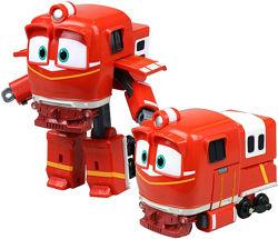 Поезд-трансформер Альфа Robot Trains - арт. 80165
