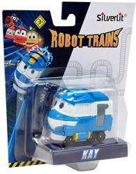 Паровозики Robot Trains - в ассортименте