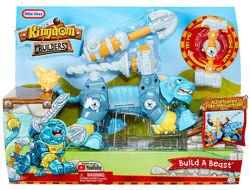 Игровой набор Kingdom Builders Свирепый Тигр - Little Tikes 647086