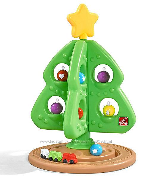 Игровой центр для малышей Новогодняя елочка Step2, арт. 879800