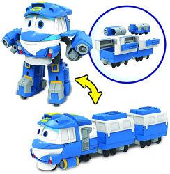 Поезд-трансформер Кей с вагонами Robot Trains Silverlit 80177