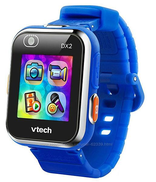 Детские смарт-часы Kidizoom Smart Watch DX2 Blue