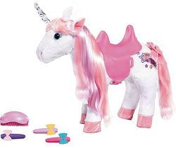 Интерактивная лошадка для куклы Baby Born Сказочный Единорог, арт. 828854