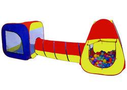 Палатка Волшебный домик с тоннелем Play Smart 5025