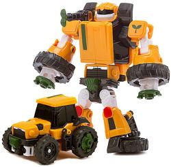 Мини робот-трансформер Тобот T S4, арт. 301077
