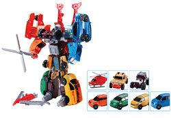 Мини робот-трансформер Тобот Giga 7 S4, арт. 301078
