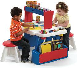Стол для детского творчества Creative Projects - Step2 829900