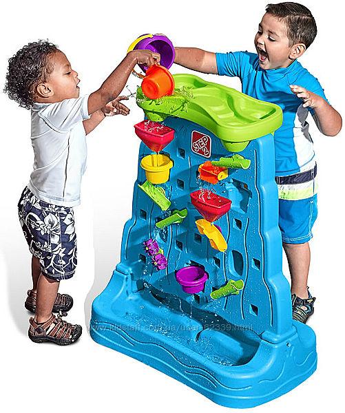 Стенка для игры с водой Waterfall Discovery Wall - Step2 862100