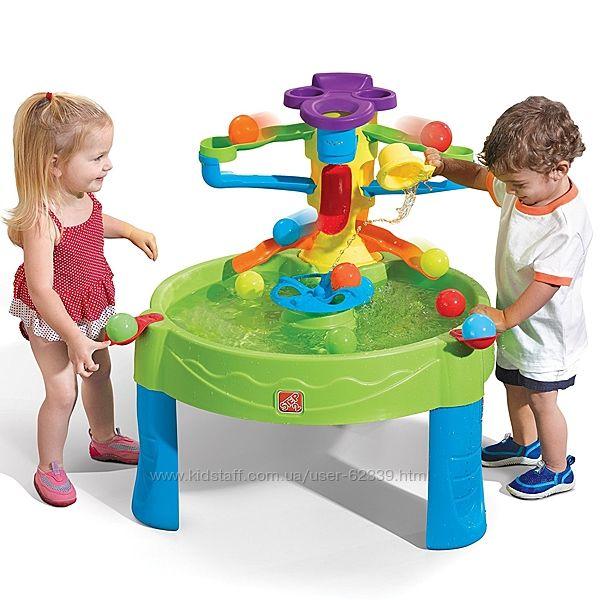 Стол для игры с водой Busy Ball Play Table - Step2 840000