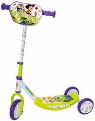 Трехколесный самокат История игрушек - Smoby 750172
