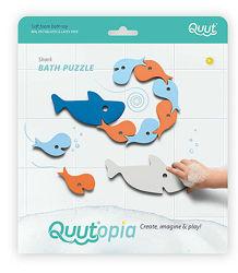 Набор пазлов-головоломок для ванной Quutopia - 3 вида в наличии