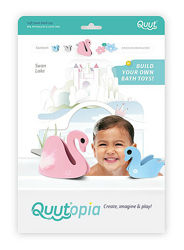 3D-игрушка для ванной Quutopia - в наличии 5 видов