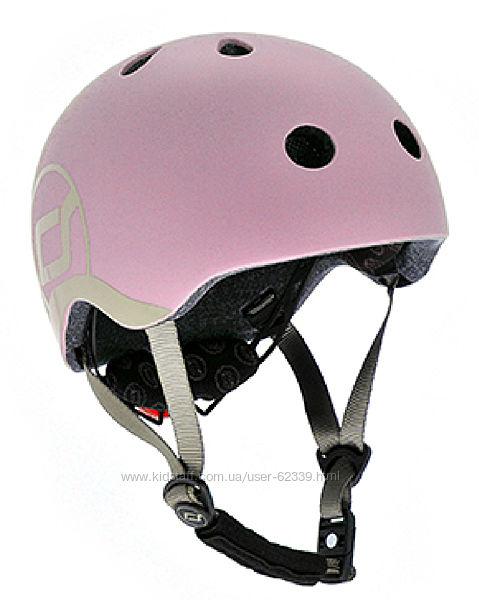 Детский защитный шлем Scoot and Ride, размер S-M