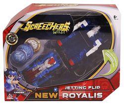 Машинка-трансформер Роялис Screechers Wild, L2