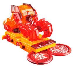 Машинка-трансформер Фракчер Screechers Wild L1, арт. EU684203
