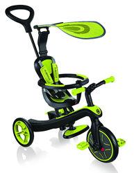 Детский велосипед Globber Explorer Trike 4в1, зеленый - арт. 632-106