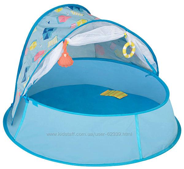Манеж-бассейн с тентом Babymoov Aquani Parasol