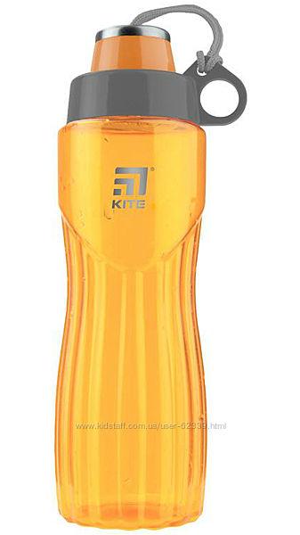 Бутылочка для воды Kite 800 мл, оранжевая k20-396-01