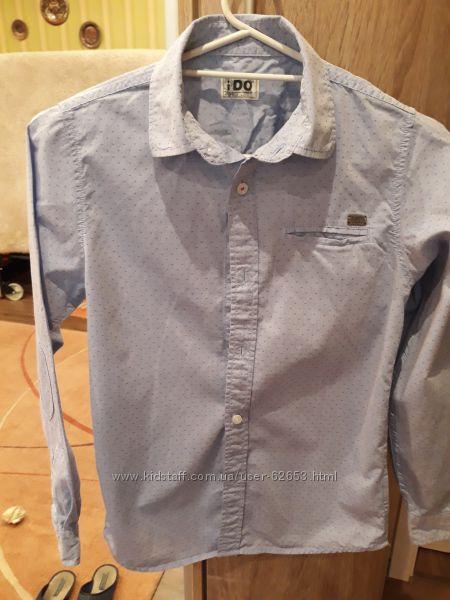 Очень красивая рубашка для мальчика IDO